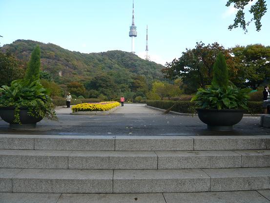 *南山公園~*