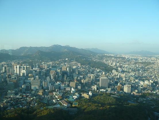 *ソウルの街*