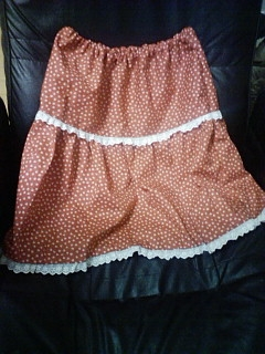 スカート11