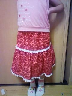 スカート12