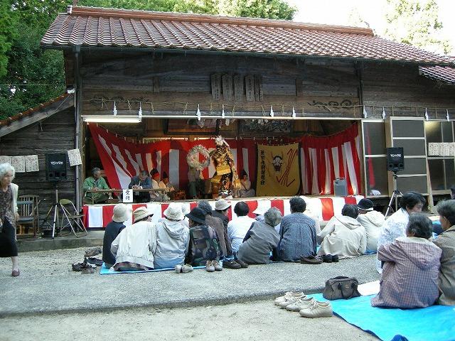 丸山八幡宮秋祭り081012001