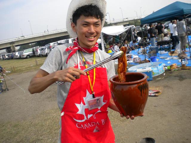 2011淀川BBQ28