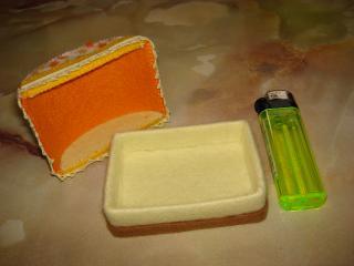 オレンジドームケーキ③