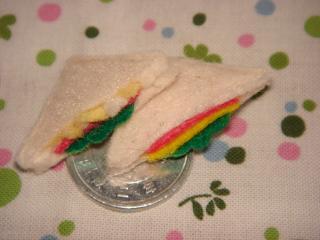 ミニ・サンドイッチ