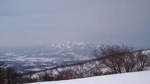 幌別岳山塊