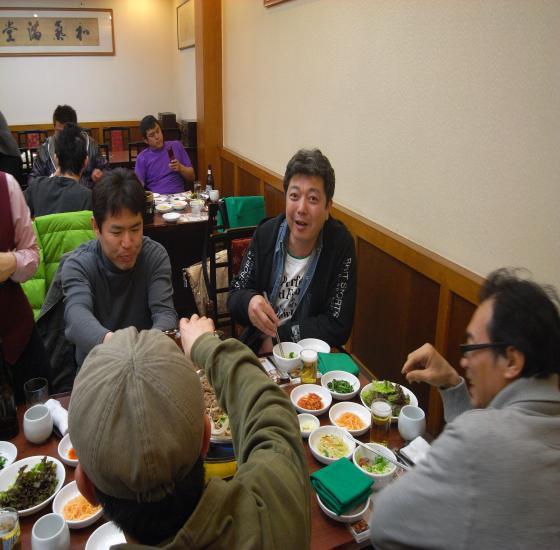 2日目夕食池田