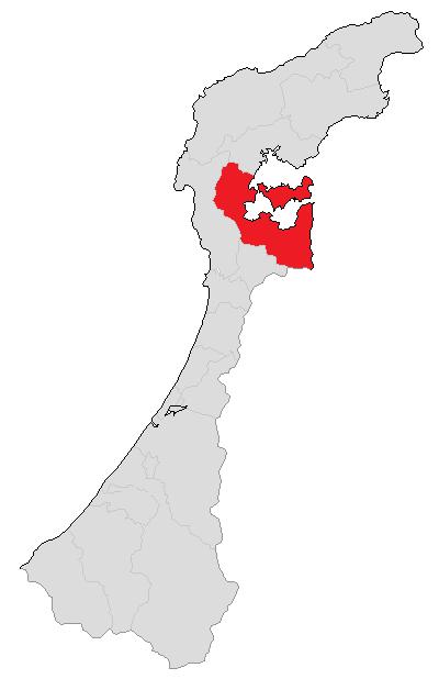 七尾市 地図