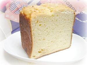 20110305クリームチーズとはちみつのパン 早焼き