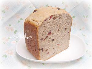 20110313オートミールとはちみつとチョコチップのパン 早焼き