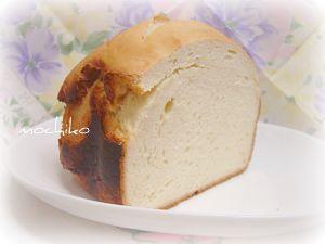 20110430コンデンスミルクとバニラエッセンスのパン 早焼き