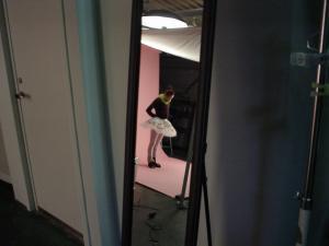 バレエ撮影1