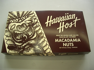 hawaiiチョコ