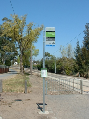 zoo trams station