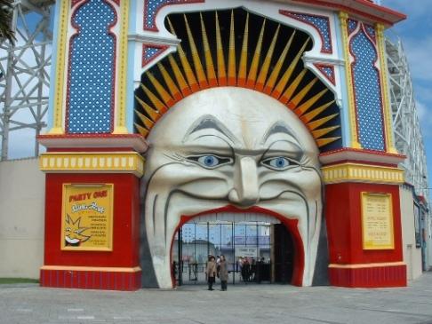 Luna park 2