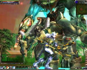 デカロン MMO オンラインゲーム