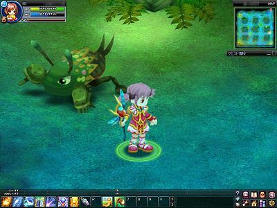 ノーステイル  MMO オンラインゲーム
