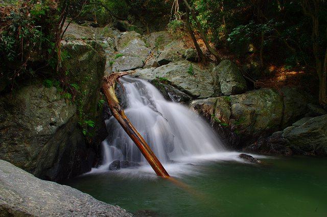 五塔の滝1