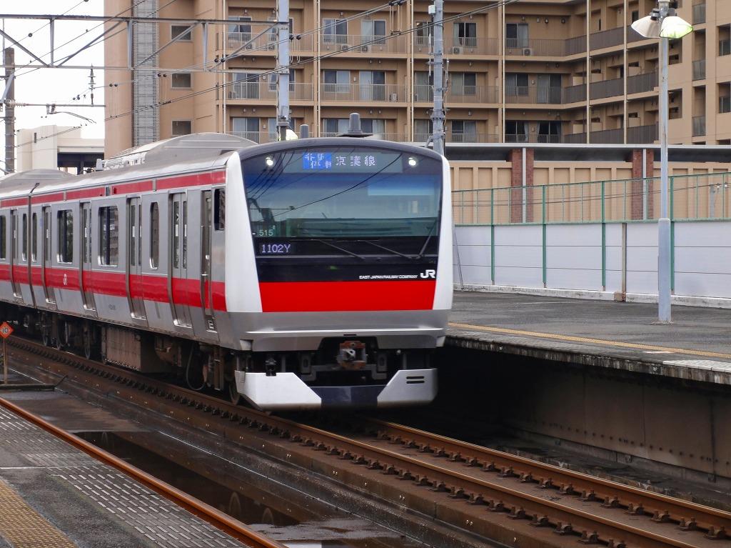 京葉線23100