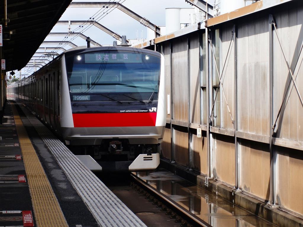 京葉線23101