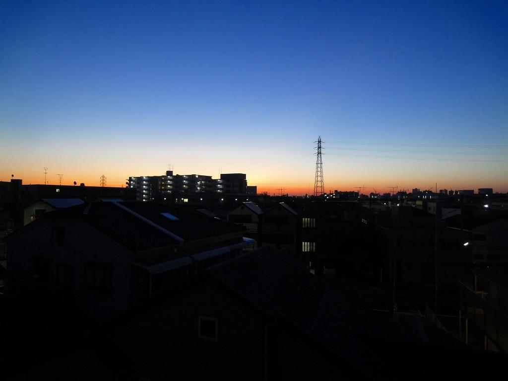 朝焼け11102701