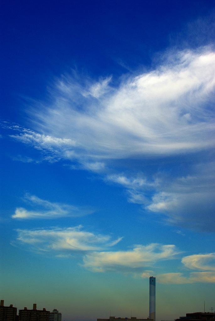 秋雲風景06