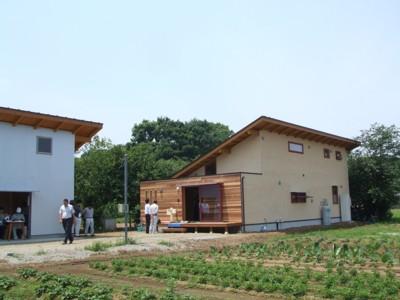 太陽の家見学会の様子