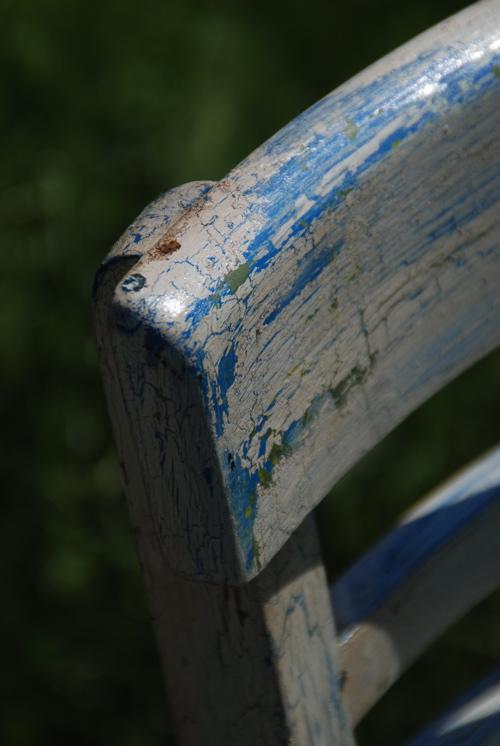 ジャンク椅子