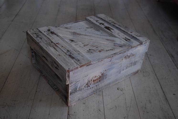 木の道具箱(茶下地)