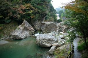 4中津渓谷2