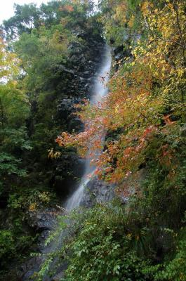 4背龍の滝