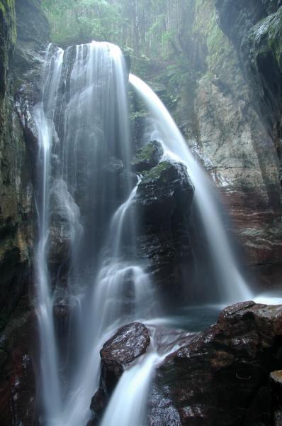 1雨竜の滝
