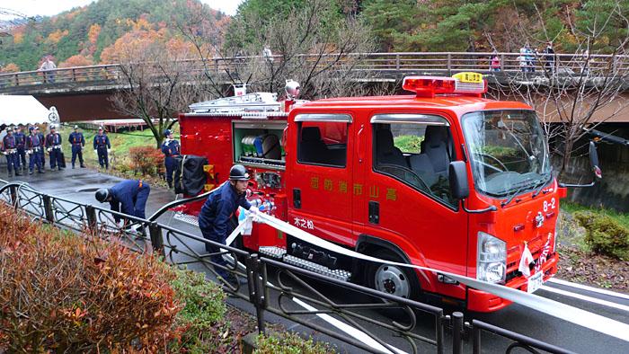消防ポンプ自動車 CD1