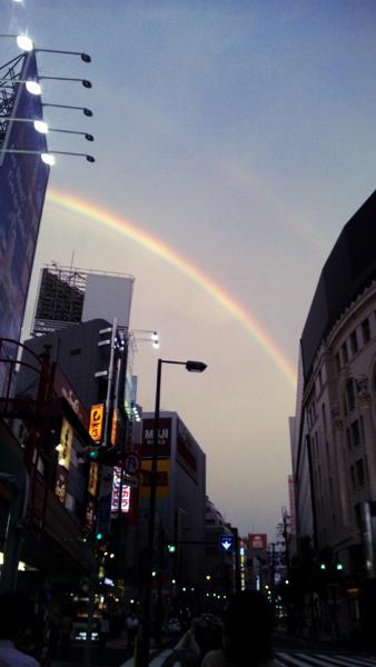 オレレモ虹