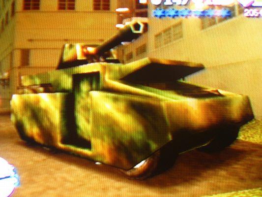 GTAVC・戦車