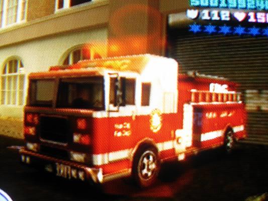 GTAVC・消防車