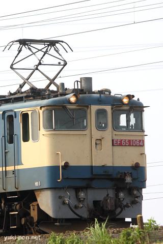 EF65-1064@豊橋~西小坂井