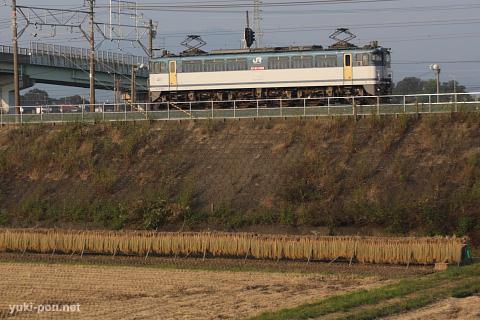 EF65PF@西小坂井~豊橋