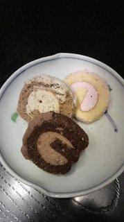 宇宙のロールケーキ