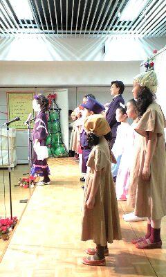 クリスマスコンサート アニー