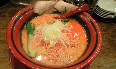 ホープ軒タンタン麺だ