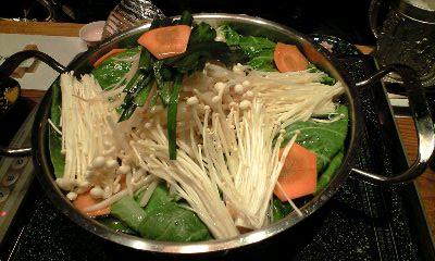 野菜鍋 おざわ