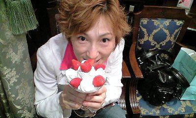 にしむら珈琲2009ソフトクリームパフェ