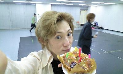 誕生日ケーキだよ