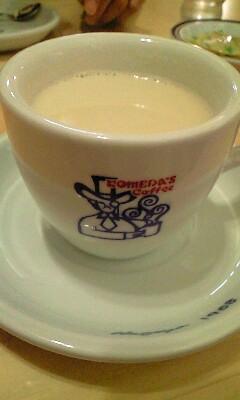 コメダコーヒー モーニングカップ