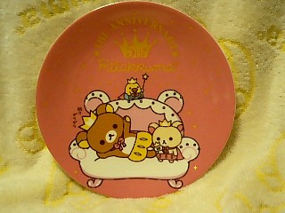 5thコレクション絵皿-8