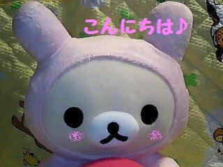 ようこそ・・・うさコリちゃん-1