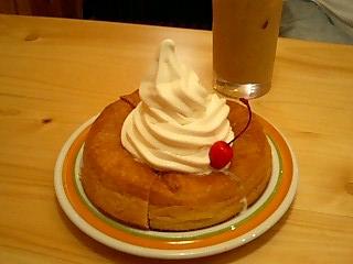 名古屋風の喫茶店-2