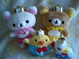 Happy5thアニバーサリーBoxpart2★リラックマ★-8