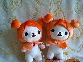 かぼちゃのお化け★可愛いコリちゃん★-5