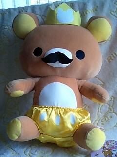 お髭のリラ王子-3